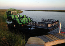 New Orleans Bowfishing with Premier Bowfishing Charters